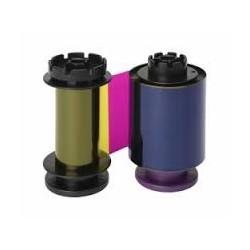 Nastro 4 pennelli a colori YMCK, RT 500 stampe