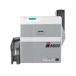 Matica XID 8600 Dual Sided Retransfer Card Printer
