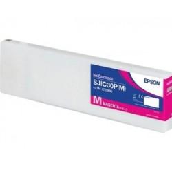 Cartuccia di inchiostro Epson C33S020641 / SJIC30PM magenta
