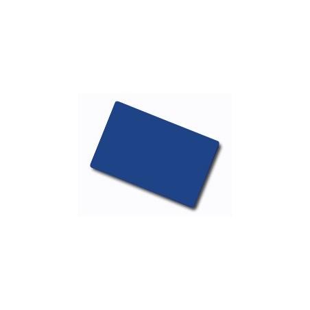 CDC035-0021 Carte colorate fondo lucido BLU SCURO 760 Micron (confezione da 100 pz.)