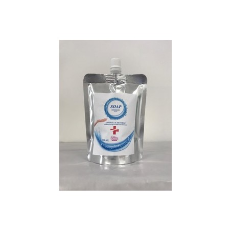 SOAP - SANITIZING HAND SOAP 250ML (50 PIECES)