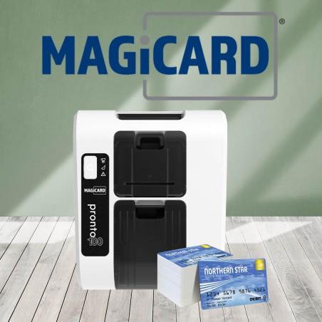 MAGICARD PRONTO100 - Stampante per card