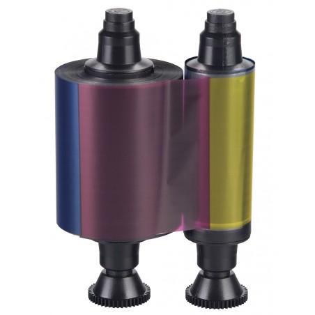Nastro 5 pannelli a colori YMCKO (100 stampe)