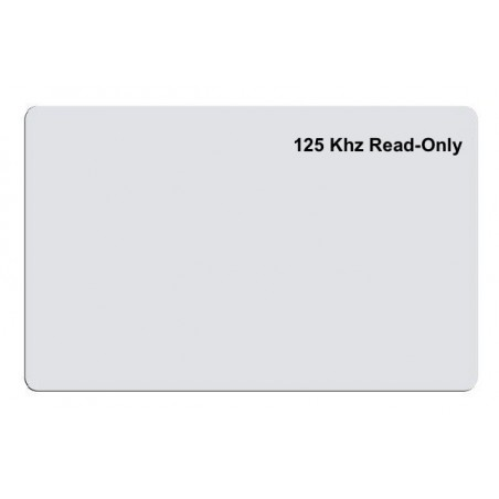 Carte  125 Khz Read Only