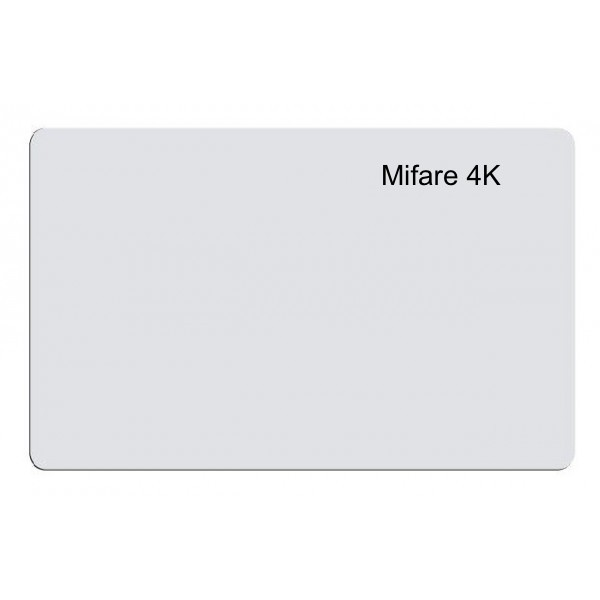 Contactless card Mifare 4k NXP