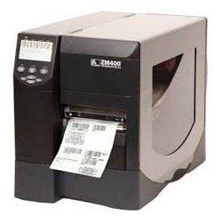 Zebra ZM400 8 dot thermal printer