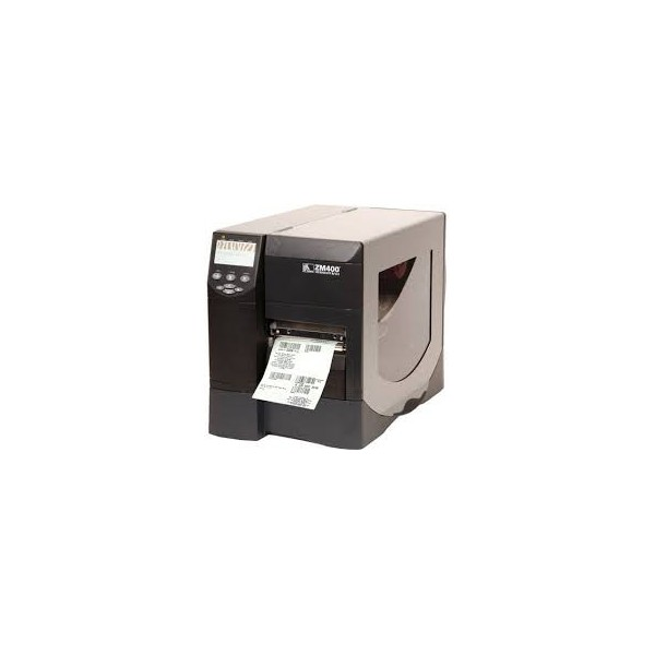 Zebra ZM400 8 dot thermal printer