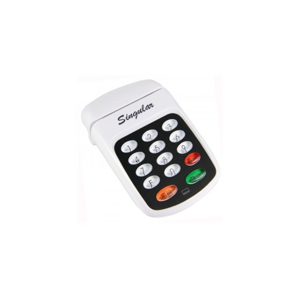 mini USB interf, pin pad POS, with IC & mag reader, EMV L1