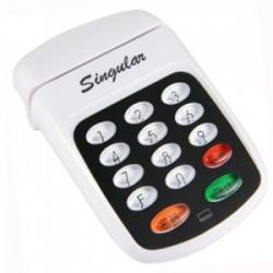 mini USB interf, pin pad POS, with IC & mag reader, NO EMV
