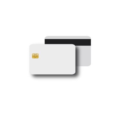 Chip Card 24C02 + HICO