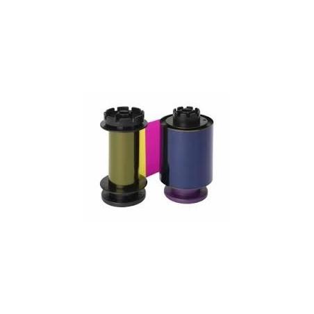 Nastro 5 pennelli a colori YMCKH,  400 stampe per carte non in pvc