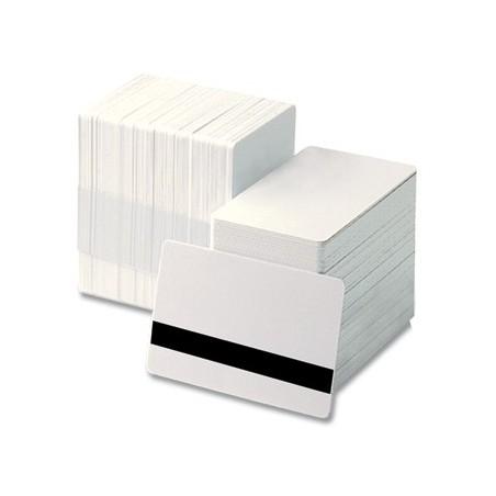 Carte Bianche 0,76mm con banda magnetica LoCo