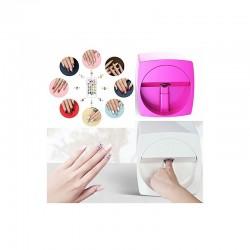 Stampante unghie O2 Nails V11 - Kit di stampa per decorazione